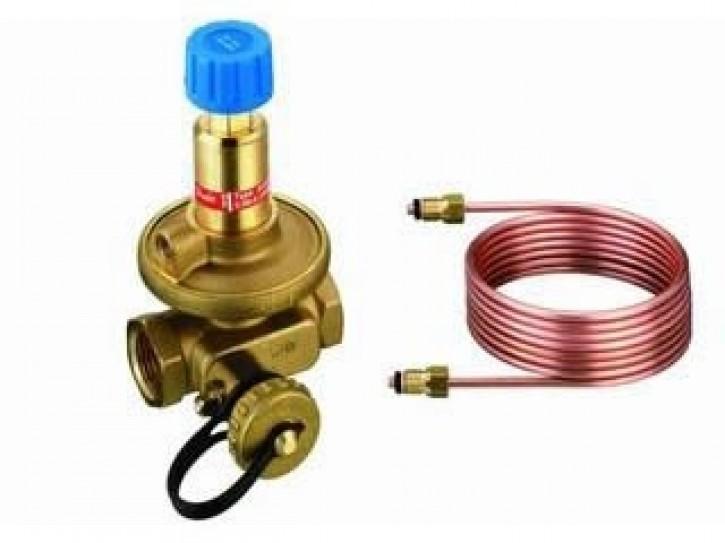 Danfoss Strangdifferenzdruckregl. ASV-PV ASV-PV 15, Rp 1/2, Sollw.0.05-0.25bar