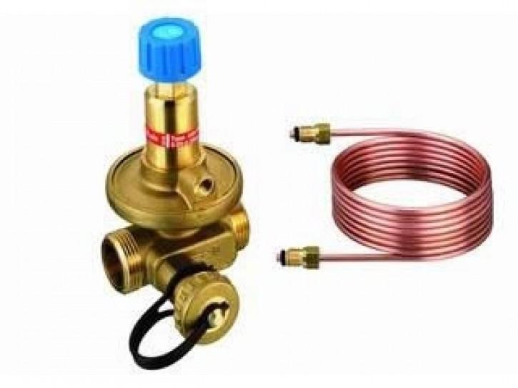 Danfoss Strangdifferenzdruckregl. ASV-PV ASV-PV 15, G 3/4 AG, Sollw. 0.05-0.25bar