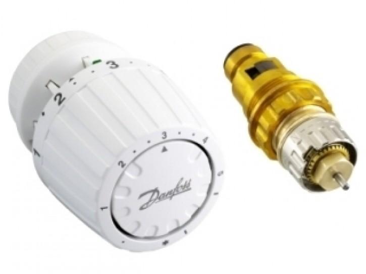 Danfoss Ventileinsatzset RAVL 10/15 (Ventileinsatz und Fühler RA 2990)