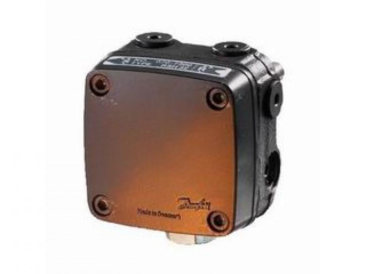 Danfoss Ölbrennerpumpe Typ RSH, lang Typ RSH 95, Drehrich.li., 230 l/h