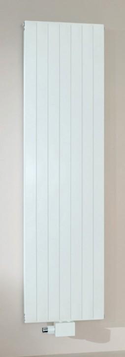 BEMM HEW Pawa V-H2000x062x0420 vertikal, MML-Anschluss, Weiss 9016
