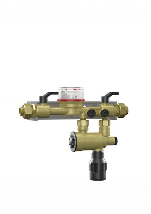 Reflex Nachspeisesystem Kombiarmatur Fillset mit Standardwasserzähler