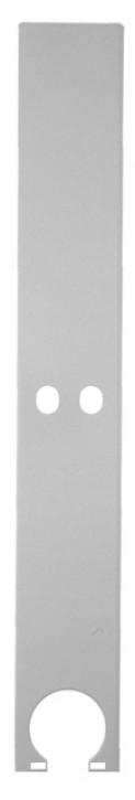 Kermi Seitliche Abdeckung f. Typ 11/12, Anschlußseite, BH 300/305