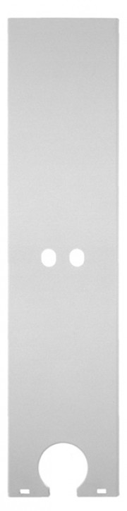 Kermi Seitliche Abdeckung f. Typ 22, Anschlußseite, BH 300/305