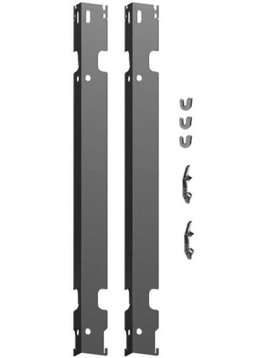 kermi wandkonsolen set lang bh 600mm wei zb02590005. Black Bedroom Furniture Sets. Home Design Ideas