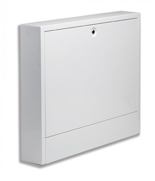 Kermi x-net Verteilerschrank AX-L1 AP-Komfort lackiert, Breite: 490 mm