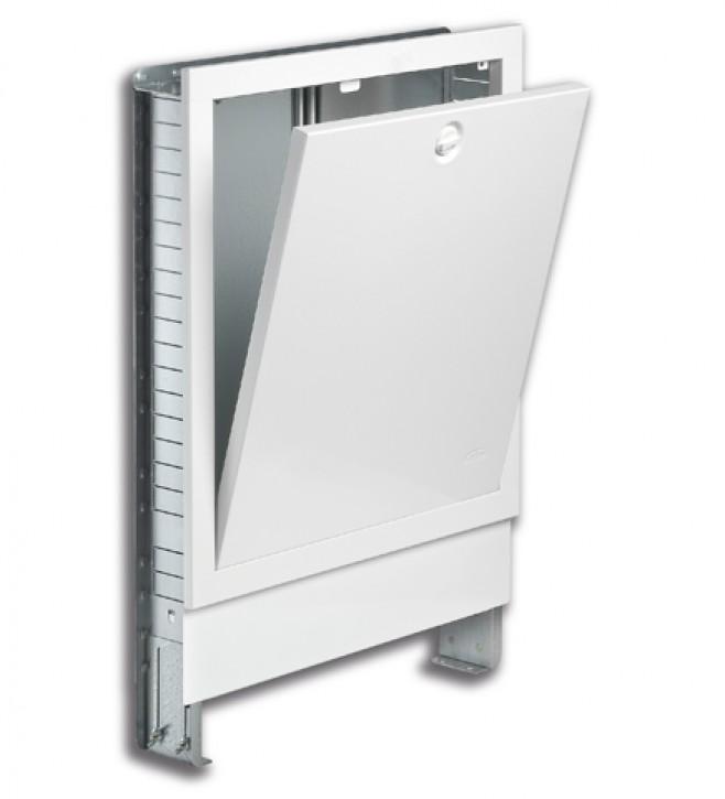 Kermi x-net Verteilerschrank US80-L1 UP-Standard-80 lackiert, Breite: 450 mm