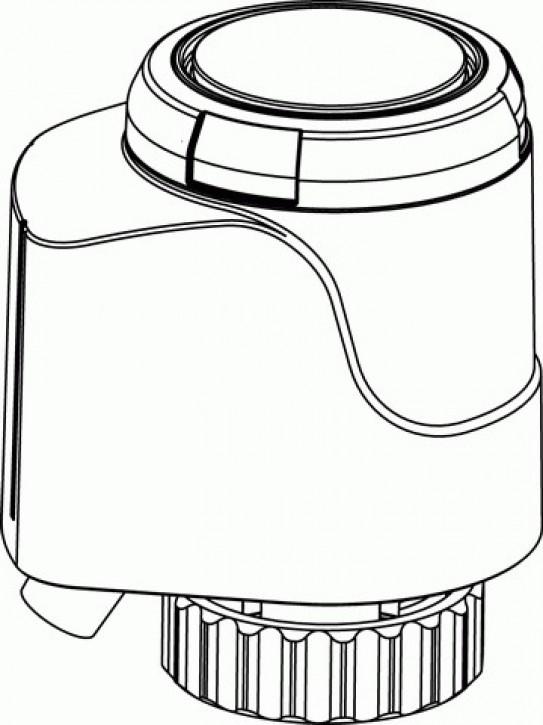 TA Thermischer Stellantrieb EMO T, NC 230V/1m