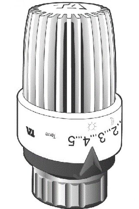HEIMEIER Thermostatkopf TRV 300 M 30 x 1,5, weiß