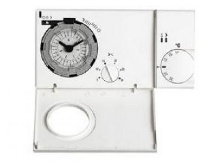 HEIMEIER Thermostat P,m.7-Tage Schaltuhr 230 V, für thermische Stellantriebe