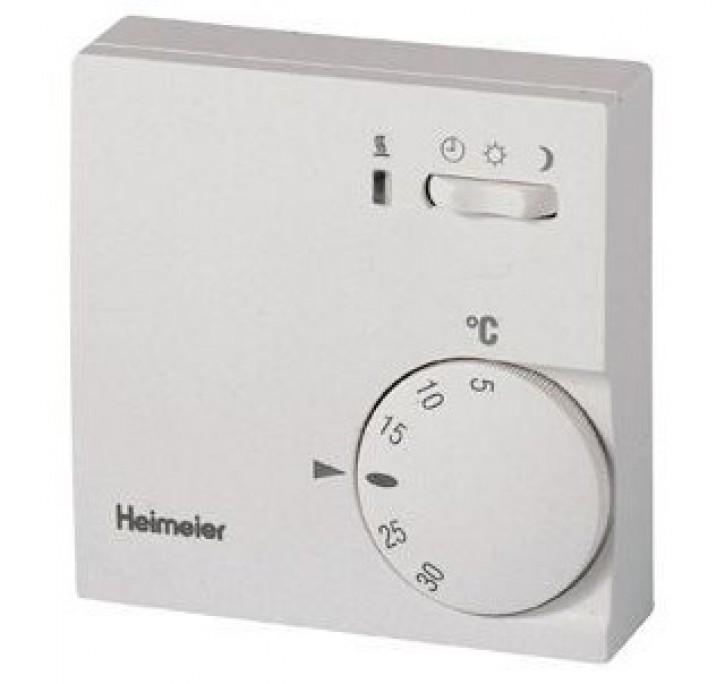 HEIMEIER Raumthermostat 230 V, mit Temperaturabsenkung
