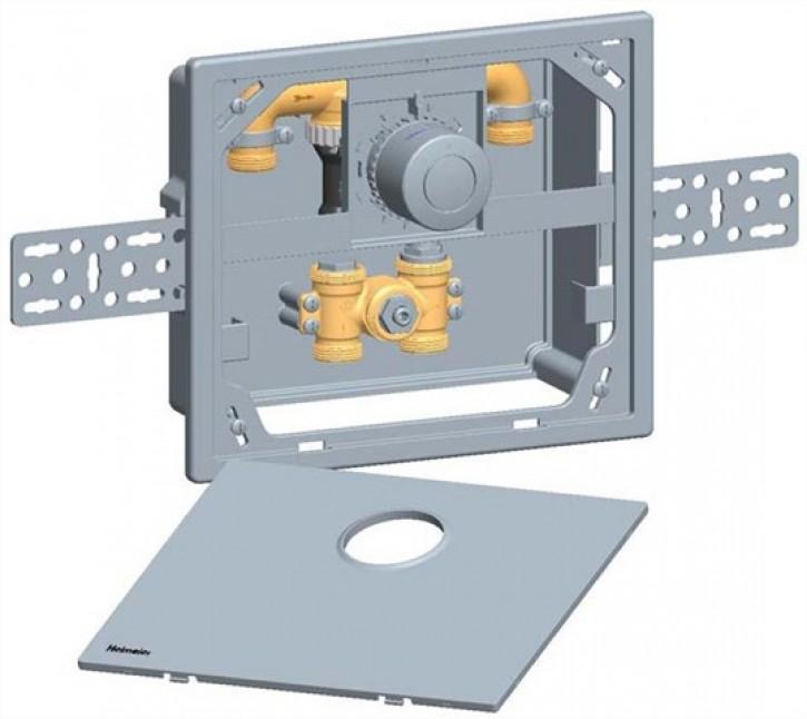 HEIMEIER UP-Kasten Multibox 4 F mit Thermostatventil, weiß RAL 9016