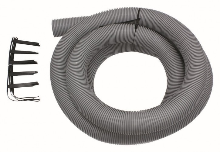 VAILLANT Set 6 Abgasleitung Brennwert f. flexible Abgasleitung DN 100, PP,7,5m