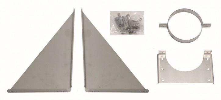 VAILLANT Außenwandkonsole Edelstahl f. Brennwerttechnik,50-300 mm verstellb.