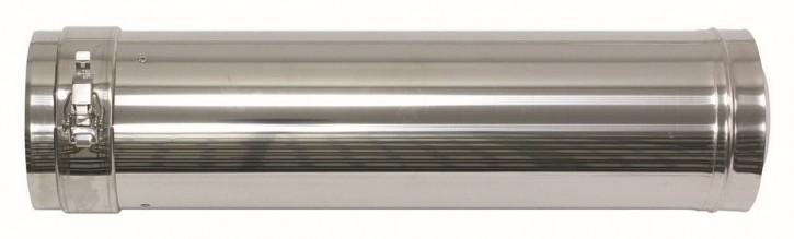 VAILLANT Verlängerung 0,5 m 80/125 mm für Fassadenverlegung konz. PP/Edelstahl